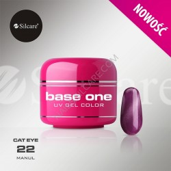 BASE ONE CAT EYE MANUL 5g *22