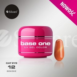 BASE ONE CAT EYE SOKOKE 5g *12