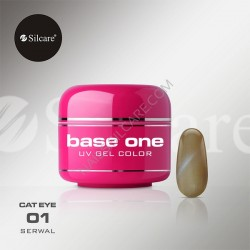 BASE ONE CAT EYE SERWAL 5g *01