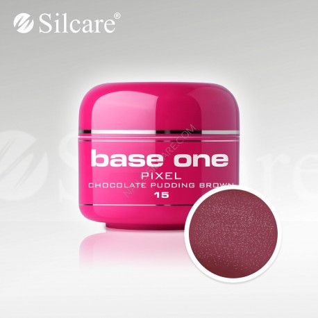 BASE ONE PIXEL CHOCOLATE PUDDING BROWN 5g *15