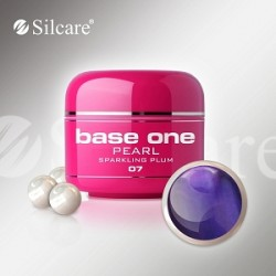 BASE ONE PEARL SPARKLING PLUM 5g *07