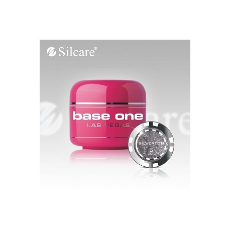 BASE ONE LAS VEGAS SILVERTON 5g *05