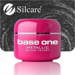 BASE ONE METALLIC BLACK VELVET 5g *50
