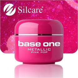 BASE ONE METALLIC PINK POP 5g *35