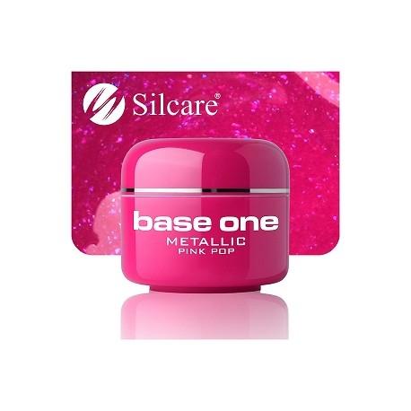BASE ONE METALLIC PINK POP 5g *35