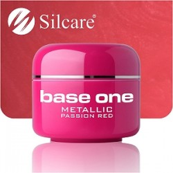 BASE ONE METALLIC PASSION RED 5g *32