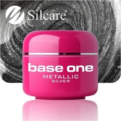 BASE ONE METALLIC SILVER 5g *09