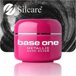 BASE ONE METALLIC DARK SILVER 5g *08
