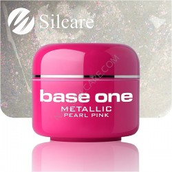 BASE ONE METALLIC PEARL PINK 5g *02