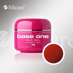 BASE ONE RED GEL CARMEL RED 5g *20