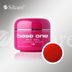 BASE ONE RED GEL AMERICAN BEAUTY 5g *18