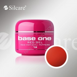 BASE ONE RED GEL RED HOT CHILLI PEPPERS 5g *12