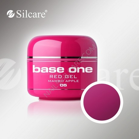 BASE ONE RED GEL MAMBO APPLE 5g *05