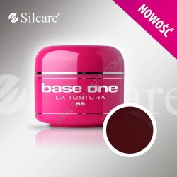 BASE ONE COLOR MARSALA LA TORTURA 5g *89