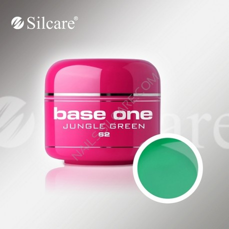BASE ONE COLOR JUNGLE GREEN 5g *62