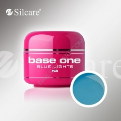 BASE ONE COLOR  BLUE LIGHTS 5g *54