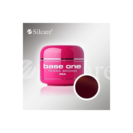 BASE ONE COLOR  TERRA BROWN 5g *36