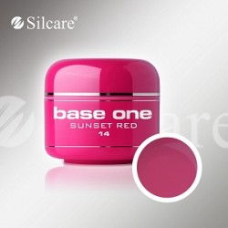 BASE ONE COLOR  SUNSET RED 5g *14