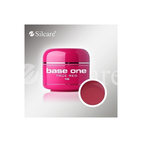 BASE ONE COLOR TRUE RED 5g *10