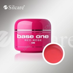 BASE ONE COLOR RED ROSE 5g *8