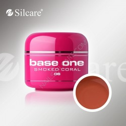 BASE ONE COLOR SMOKED CORAL 5g *6