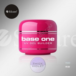 BASE ONE GEL THICK VIOLET 50g