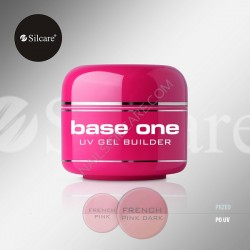 BASE ONE GEL DARK FRENCH PINK 30g