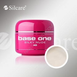BASE ONE COLOR SILKY NUDE *40 5g