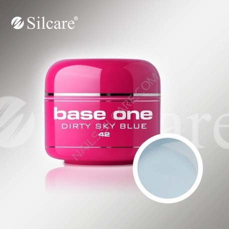 BASE ONE COLOR DIRTY SKY BLUE *42 5g
