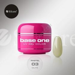 BASE ONE PASTEL OLIVE *03 5g