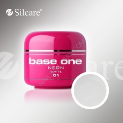 BASE ONE NEON GEL WHITE *01 5g