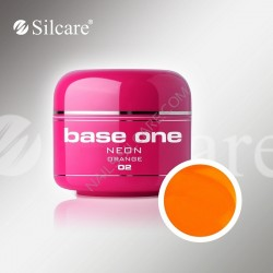 BASE ONE NEON GEL ORANGE *02 5g