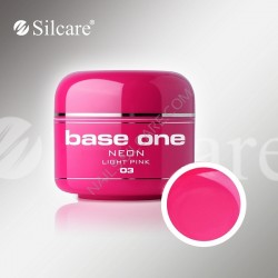 BASE ONE NEON GEL LIGHT PINK *03 5g