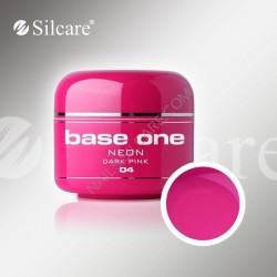BASE ONE NEON GEL DARK PINK *04 5g