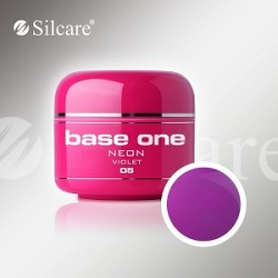 BASE ONE NEON GEL VIOLET *05 5g
