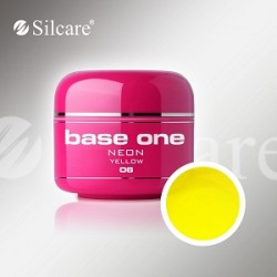 BASE ONE NEON GEL YELLOW *06 5g