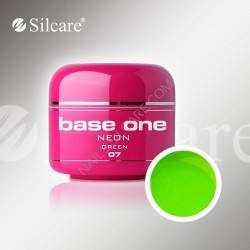 BASE ONE NEON GEL GREEN *07 5g