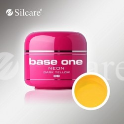BASE ONE NEON GEL DARK YELLOW *09 5g