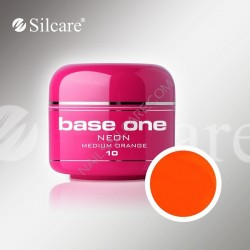 BASE ONE NEON GEL MEDIUM ORANGE *10 5g