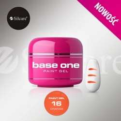 BASE ONE PAINT GEL ORANGE 5g *16