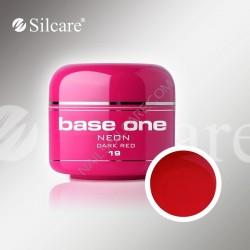BASE ONE NEON GEL DANK RED *19 5g
