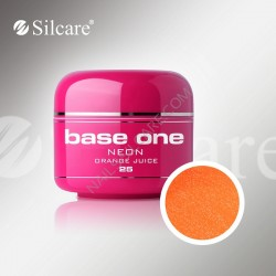 BASE ONE NEON GEL ORANGE JUICE *25 5g