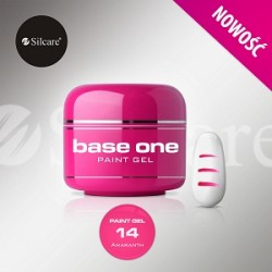 BASE ONE PAINT GEL AMARANTH 5g *14