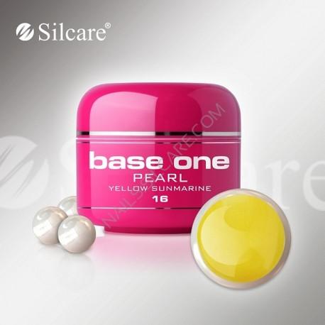 BASE ONE PEARL YELLOW SUNMARINE *16 5g