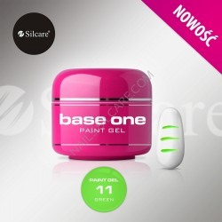 BASE ONE PAINT GEL GREEN 5g *11