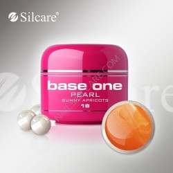 BASE ONE PEARL SUNNY APRICOTS *18 5g