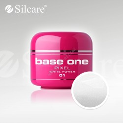 BASE ONE PIXEL WHITE POWER *01 5g