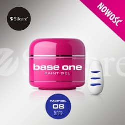BASE ONE PAINT DARK BLUE 5g *08